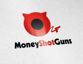 #25 for MoneyShotGuns Logo af QUANGTRUNGDESIGN