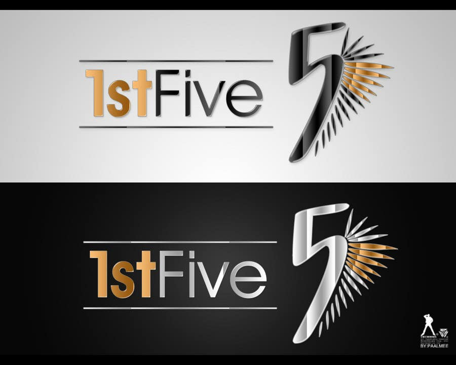Participación en el concurso Nro.416 para Logo Design for 1stFive