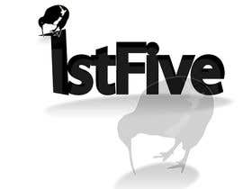 #455 para Logo Design for 1stFive de kabdesign