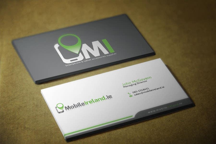 Kilpailutyö #42 kilpailussa Business Cards - Easy money