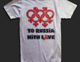 nº 11 pour Design a T-Shirt for Gay Participation in the Olympic Games par BLEEDINGHEART