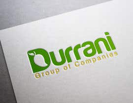 "#61 cho Design a Logo for ""Durrani Group of Companies"" bởi bhoyax"