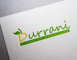 "#73 cho Design a Logo for ""Durrani Group of Companies"" bởi bhoyax"