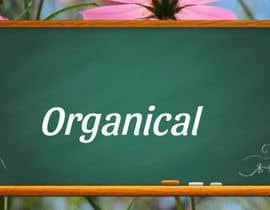 Nro 64 kilpailuun organic comapny name käyttäjältä mygalaxymom