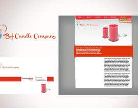 #21 for Design a Logo for BH Candle Company by nemodmx
