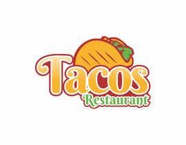 Nro 37 kilpailuun Design logo for tacos restaurant käyttäjältä BuzzApt