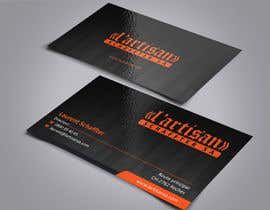 ezesol tarafından Design some Business Cards for my company, color Orange/Black için no 7