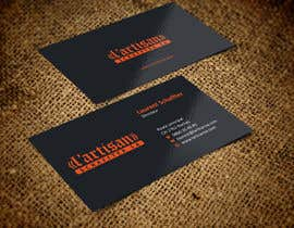 ezesol tarafından Design some Business Cards for my company, color Orange/Black için no 9
