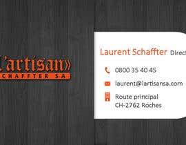 monielica tarafından Design some Business Cards for my company, color Orange/Black için no 5