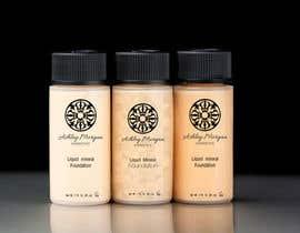 Nro 17 kilpailuun Create a Cosmetic Label for my Liquid Mineral Foundation käyttäjältä sateshcharan