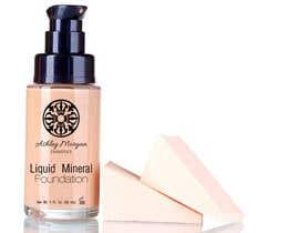 Nro 23 kilpailuun Create a Cosmetic Label for my Liquid Mineral Foundation käyttäjältä sateshcharan