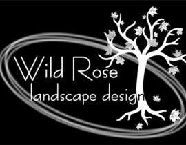 #11 para WildRose Landscaping Logo Design Contest por sinclairdo