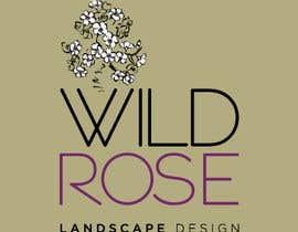#19 para WildRose Landscaping Logo Design Contest por modrackfreire