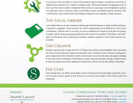 #61 cho Design a Proposal brochure for a new class to be offered bởi props21