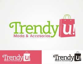 #5 for Trendy U - Diseño de Logo af FosterGraphics