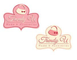 #106 for Trendy U - Diseño de Logo by lauraburagliag