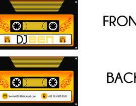 #23 cho Logo and business card for DJ bởi xPranay