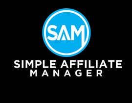 Ziaulhaque2015 tarafından Design a logo for SimpleAffiliateManager.com için no 4