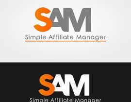 EstrategiaDesign tarafından Design a logo for SimpleAffiliateManager.com için no 7