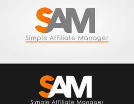 EstrategiaDesign tarafından Design a logo for SimpleAffiliateManager.com için no 8