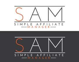 leodesigner1 tarafından Design a logo for SimpleAffiliateManager.com için no 18