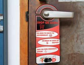 #10 for Creative door handle flyer design by engabdelkader89