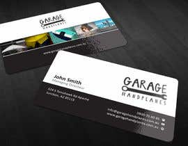 nº 13 pour Design some Business Cards for Garage Handplanes par ezesol