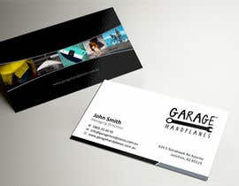 nº 34 pour Design some Business Cards for Garage Handplanes par ezesol