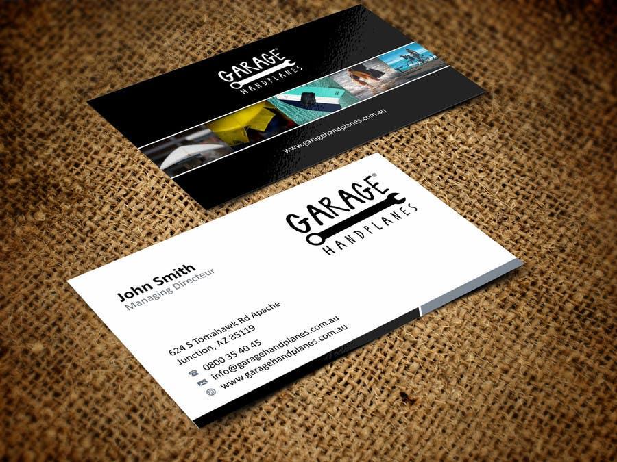 Bài tham dự cuộc thi #35 cho Design some Business Cards for Garage Handplanes