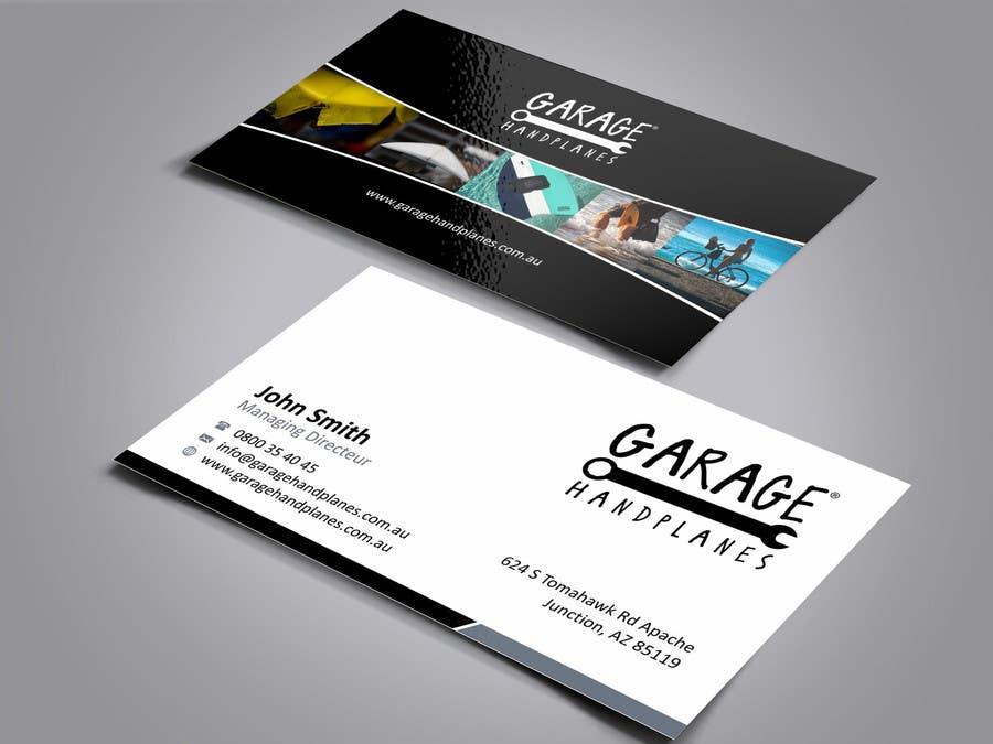 Bài tham dự cuộc thi #36 cho Design some Business Cards for Garage Handplanes