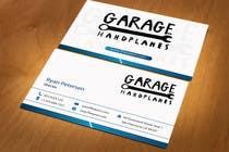Bài tham dự #16 về Graphic Design cho cuộc thi Design some Business Cards for Garage Handplanes