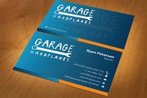 Bài tham dự #17 về Graphic Design cho cuộc thi Design some Business Cards for Garage Handplanes