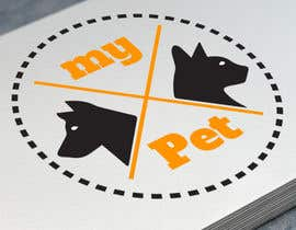 KaterinaTah tarafından Logo design for pet accessories - cats & dogs için no 35
