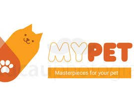 raucau tarafından Logo design for pet accessories - cats & dogs için no 14