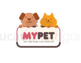 raucau tarafından Logo design for pet accessories - cats & dogs için no 15