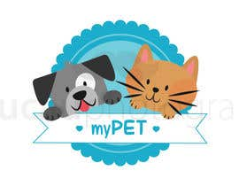 raucau tarafından Logo design for pet accessories - cats & dogs için no 17