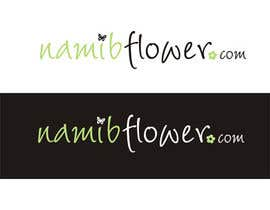#349 para Design a Logo for NamibFlower.com por primavaradin07