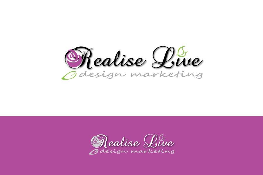 Inscrição nº 306 do Concurso para Logo Design for Realise Live Ltd - Design & Production Agency
