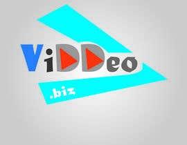 Nro 3 kilpailuun Design a Logo for viddeo.biz käyttäjältä aymanja