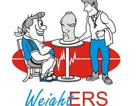 nº 62 pour Design a Logo for weightERS par Wagner2013