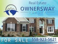 Contest Entry #16 for Ownersway real estate yard sign