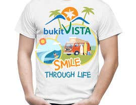 Nro 19 kilpailuun Design a T-Shirt for a fun, innovative hospitality company in Bali käyttäjältä badighani