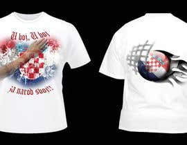 #36 para Design a Croatian fan T-shirt por NaveenSreeni