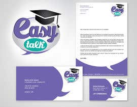 #1 for Design a Logo and corporate identity for website/company that deliver SMS services for schools and institutions af lolalottalove