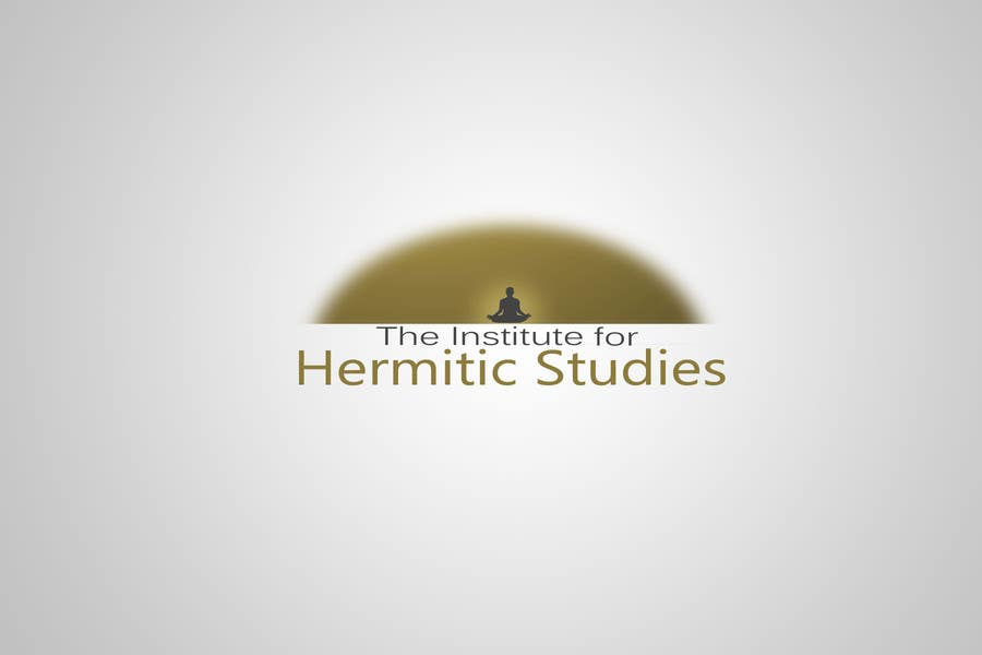Proposition n°14 du concours Design a Logo for the Institute for Hermitic Studies