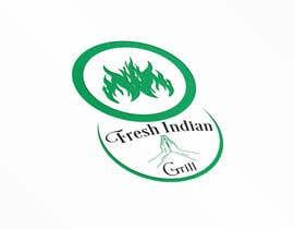 Nro 37 kilpailuun Logo for an Indian Restaurant käyttäjältä shridhararena