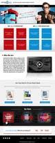 Kilpailutyön #39 pienoiskuva kilpailussa Design a Website Mockup for a Mobile Device Company