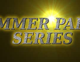 #30 para Summer Party Series Logo por burhan102