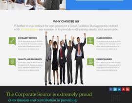 Nro 7 kilpailuun Design a Wordpress Mockup käyttäjältä hallotofayel