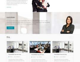 Nro 15 kilpailuun Design a Wordpress Mockup käyttäjältä Aloknano